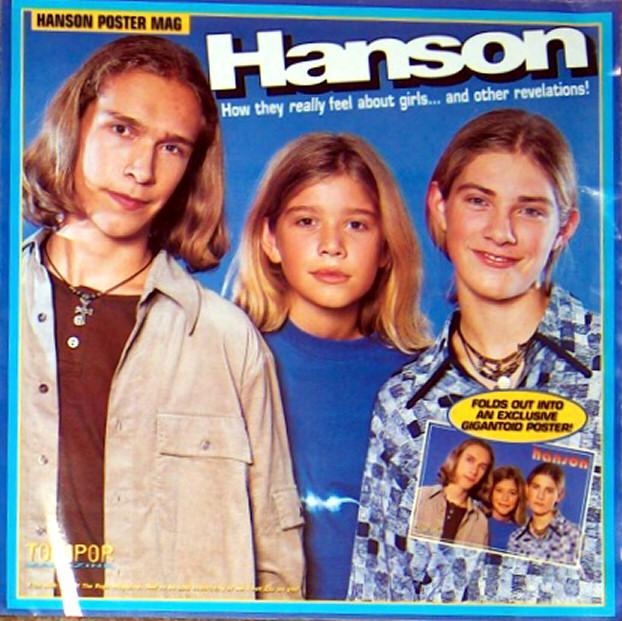 Hanson Merchandise Past Updates