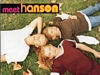 Meet Hanson postcard