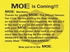 MOE Postcard - Back